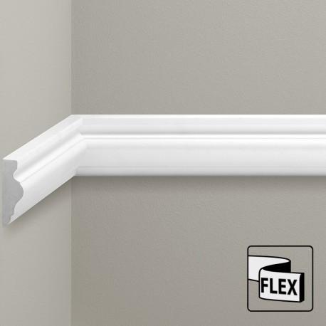 Listwa ścienna elastyczna LNG02F Flex